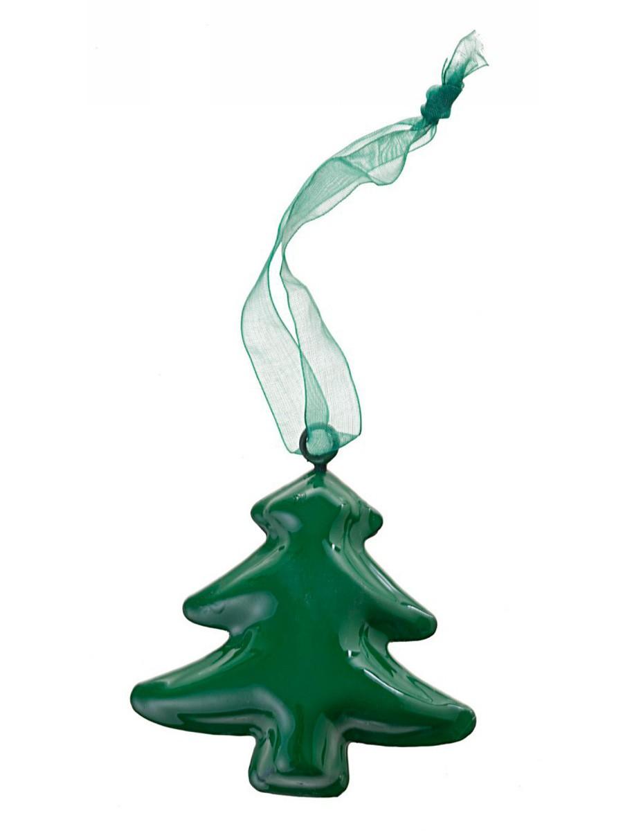 Santa Luce Weihnachtsornament Baum Gr N Wohnaccessoires