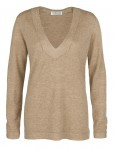 Collington Knitted Jumper chamois