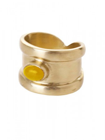 Verges Ring Yellow