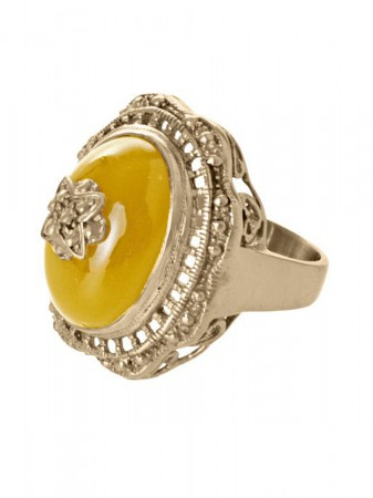 Cawdor Ring Yellow
