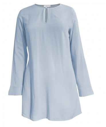 Oriente Tunic Light Blue – Bild 1