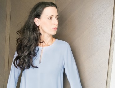 Oriente Tunic Light Blue – Bild 5