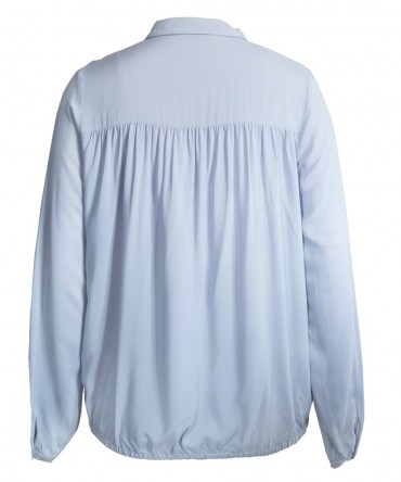 Balmont Blouse Light Blue – Bild 2