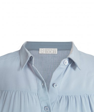 Balmont Blouse Light Blue – Bild 6