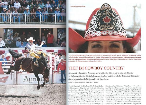 Tief Im Cowboy Country